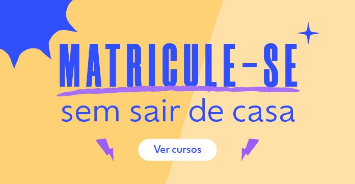 Matrícula Online Grátis
